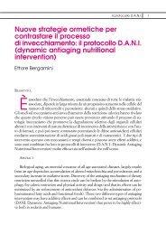il protocollo daNi - Lavoro, Ambiente e Salute
