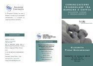 COMUNICAZIONE TRIANGOLARE TRA BAMBINO E COPPIA - Sipre