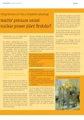 Lifting Device for NPP Brokdorf - Siempelkamp - Page 2