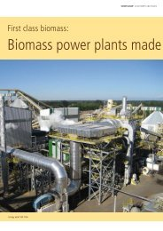 First class biomass - Siempelkamp