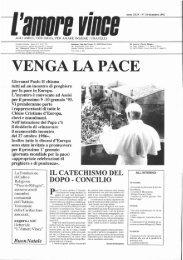 IL CATECHISMO DEL DOPO - CONCILIO - Piccolo Rifugio