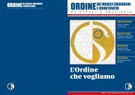 Bollettino Aprile 2009 - Ordine dei Medici Chirurghi e degli ...