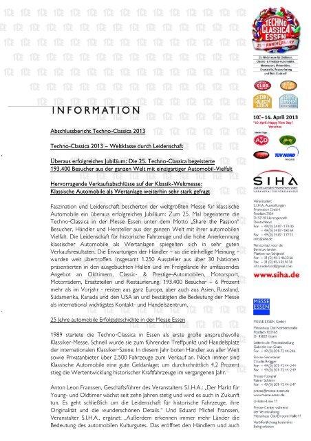 download als PDF - SIHA