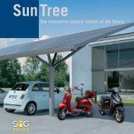 The innovative carport system of the future - SiG Solar GmbH