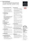 Allgemeine Teilnahmerichtlinien für Messen und Ausstellungen - SIHA - Seite 5