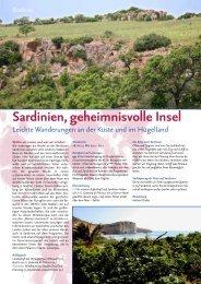 Reiseanmeldung 2011 - Erde und Wind