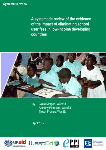 SchoolFees2012MorganReport