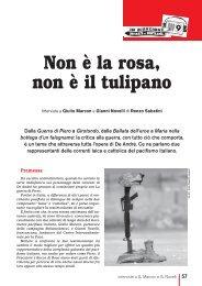 Giulio Marcon e Gianni Novelli - Omaggio a Fabrizio De André