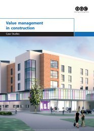 Value management in construction