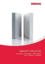 SIMONA®COPLAST-AS - Simona AG