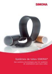 Systèmes de tubes SIMONA® - Simona AG