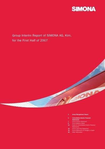 Adobe PDF ~ 220 kB - Simona AG