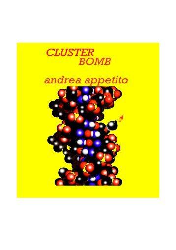 Andrea Appetito - Cluster Bomb - PeaceLink