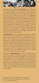 Orchestervereinigung Sindelfingen - Page 2
