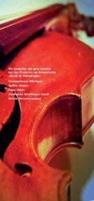 Programmheft 2010/11 - bei der Stadt Sindelfingen - Seite 2