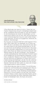 Programmheft 2010/11 - bei der Stadt Sindelfingen - Seite 3
