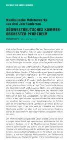 Programmheft 2010/11 - bei der Stadt Sindelfingen - Seite 4