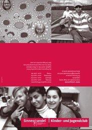 Kinder- und Jugendclub - Sinneswandel gGmbH