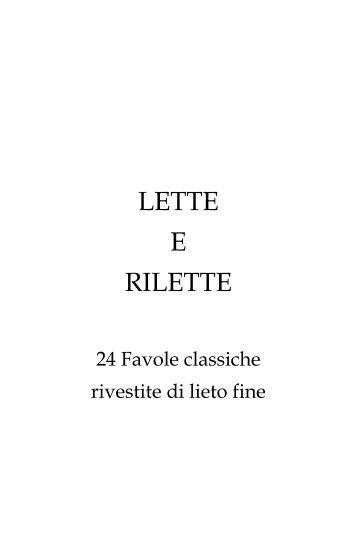 LETTE E RILETTE - Carote e Lilla