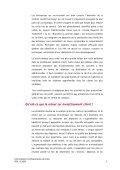 Du retour sur investissement à la rentabilité… - Sitel - Page 5