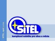dopravní systémy SITEL, spol. s ro