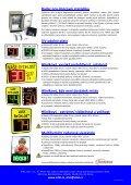 Radary pro bezpečnost - Sitel - Page 2