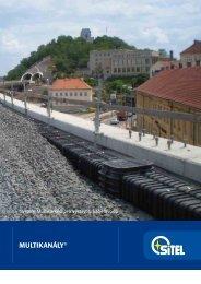 Systém Multikanálů pro výstavbu kabelovodů - Výrobek ...