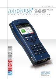Argus 145 Plus - H TEST a.s.