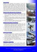 Bezpečí a klid zajistí ochrana prostor a majetku - Sitel - Page 2