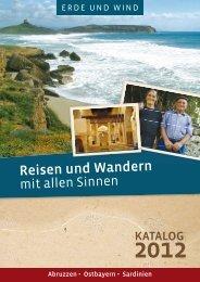 Katalog 2012 zum Herunterladen in mittlerer ... - Erde und Wind