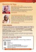 folleto a disposición! - Sivananda Yoga - Page 3