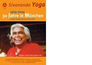 Swami Vishnu-devananda - Sivananda Yoga