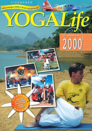 YOGALife Winter 2000 - Sivananda Yoga