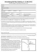 Anmeldeformular zum Download... - Sivananda Yoga - Seite 2
