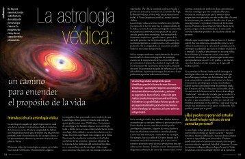 Astrología védica - Sivananda Yoga