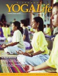 YOGALife • SUMMER 2001 - Sivananda Yoga