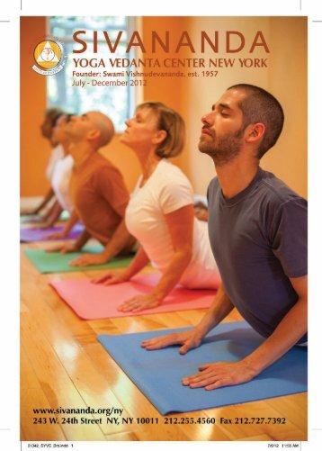 SIVANANDA1 - Sivananda Yoga
