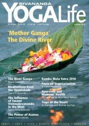 YOGALife I Summer 2010 - Sivananda Yoga