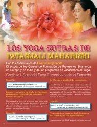 Nº 22: Los Yoga Sutras de Patanjali 07 - Sivananda Yoga