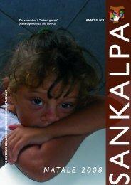 giornale dicembre 2008.qxd - pdfMachine from ... - Sankalpa