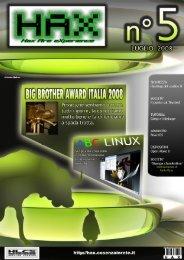 HAX N°5 - HAX online