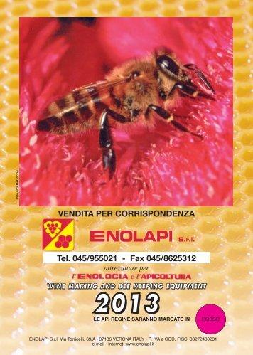 Catalogo 2013 - Enolapi