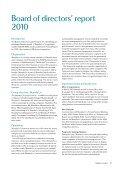 Skandia Liv Annual Report 2010 - Page 7