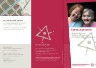 Faltblatt Betreuungsverein - Sozialdienst katholischer Frauen