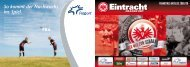 Katalog Download - Eintracht Frankfurt