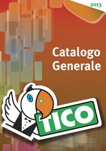 Catalogo 2013 - Etichette Tico