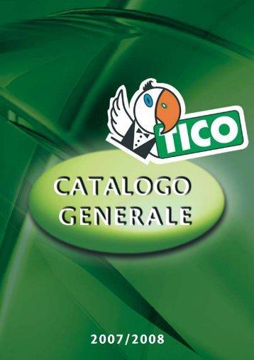 prodotti office - Etichette Tico