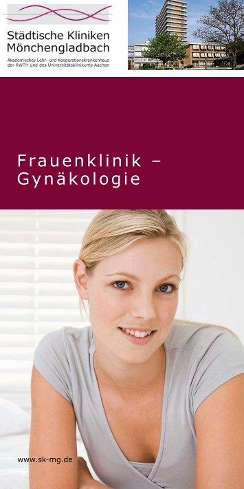 Frauenklinik – Gynäkologie