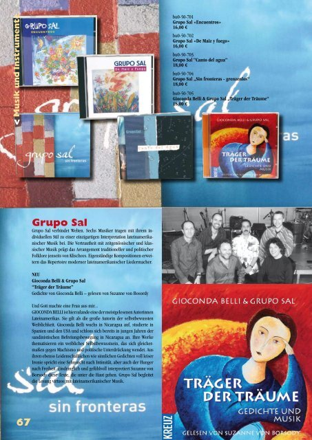 Musik und Instrumente - El Puente