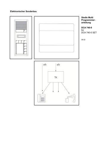 produktinformation programmierung bedienungsanleitung. Black Bedroom Furniture Sets. Home Design Ideas
